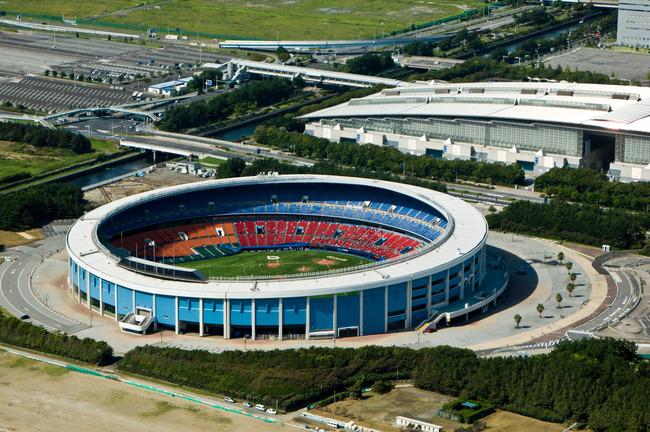 【ロッテ】熊谷千葉市長が新球場建設プラン披露 「ドーム型」は否定