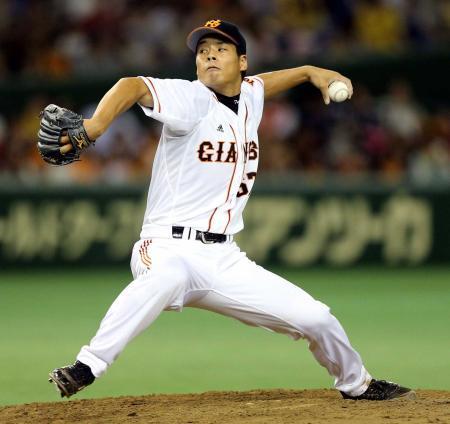 【巨人】高木京介「恩返しするためには、復帰しかないと思い、復帰申請しました」