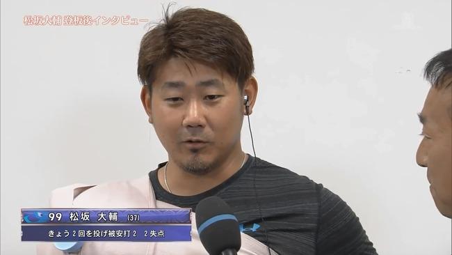 【朗報】松阪大輔さん、ドラゴンズ屈指の先発だった