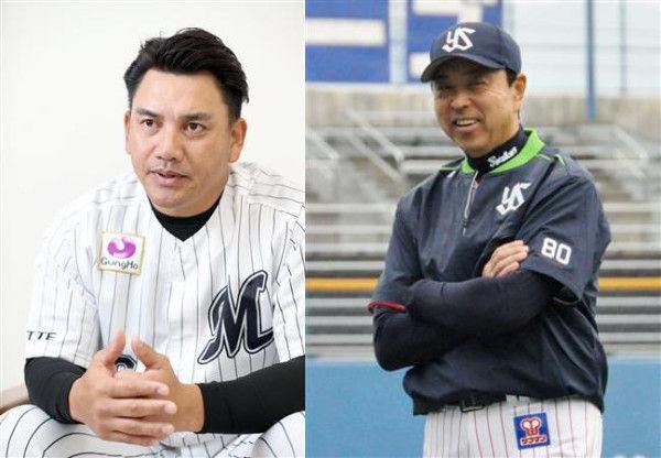 ロッテ・井口新監督「最低でも120盗塁」 ヤクルト小川新監督「足を絡めた機動力野球をする」