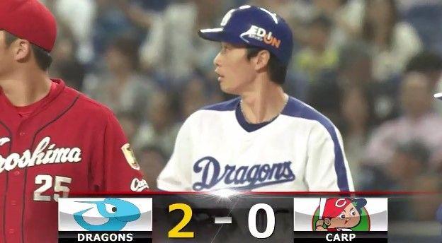 松井雅人 .333(33-11) 1本 6点