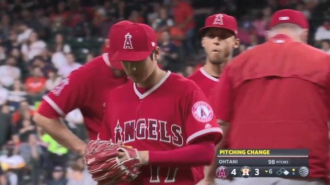 【MLB】大谷、WS王者に6回途中4失点 降板後に2番手左腕が逆転2ラン被弾で3勝目消える