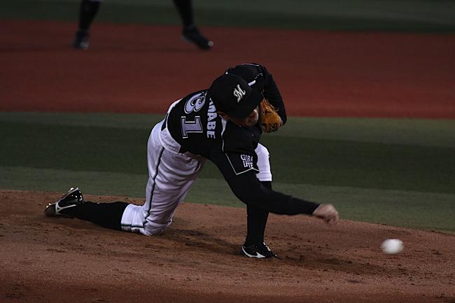 アンダースロー「球速遅いです、球軽いです、フォーク投げられません!」