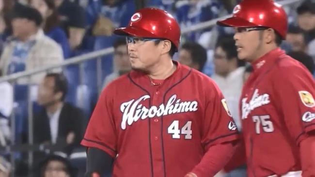 松山竜平(32).296 2本 18打点