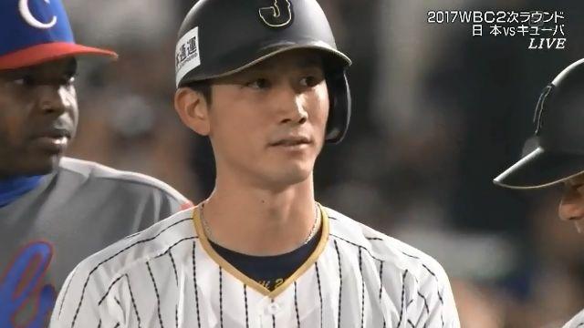 小林 .500(14-7) 1本 5打点 出塁率.500