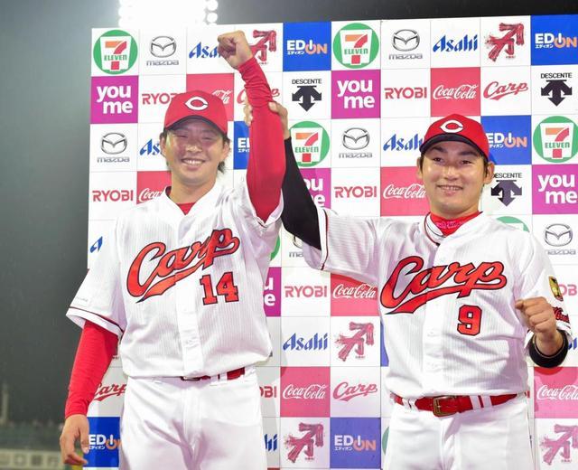 5月の広島 ホーム9勝1敗 勝率.900 ビジター1勝7敗 勝率.125