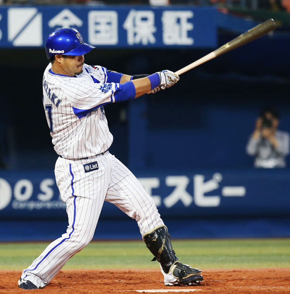 横浜DeNA、デーゲームの朝7時前に練習するのは宮﨑だけ
