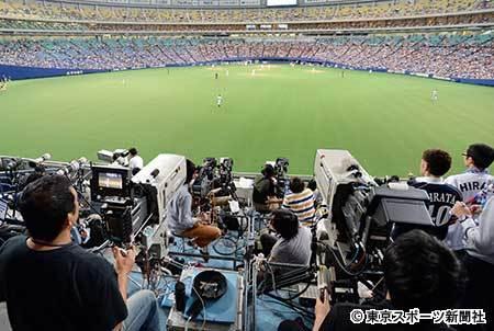 【東スポ】中日さん、ナゴドはガラガラでも地元TV視聴率は上がっていた