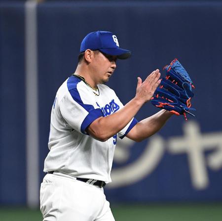 松坂大輔「シュウ(村田修一)はあきらめないでほしい。可能性はゼロじゃない。やめないでほしい」