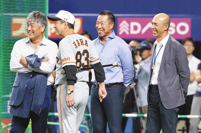 【速報】阪神井上一軍打撃コーチ爆誕