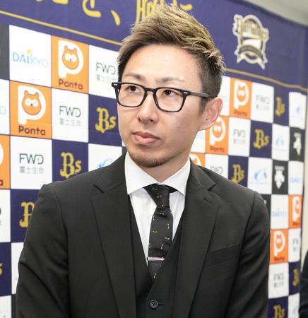 楽天石井一久GM、金子千尋獲得に前向き オリ西村監督はもう諦めモード
