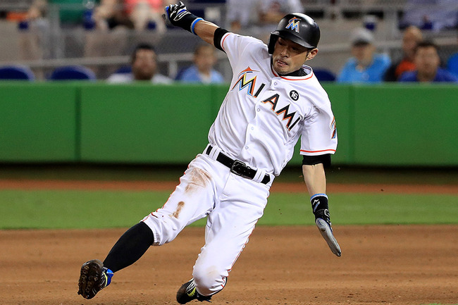【朗報】イチロー、滑り込みで今季初盗塁し24年連続盗塁