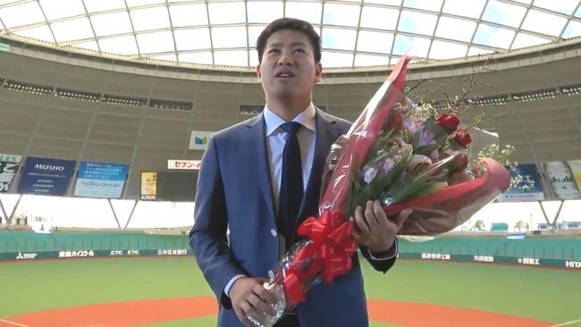 牧田和久「ここ(西武ドーム)で優勝したかったなぁ」