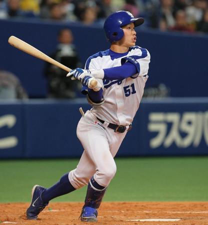 京田陽太(23) .258 1本 7打点 4盗塁 3失策