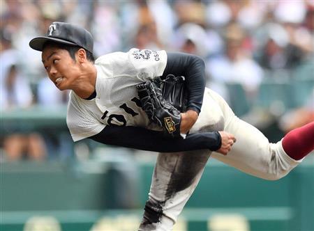 日本ハムが大阪桐蔭根尾に遊撃手とリリーフ投手の二刀流プランwww