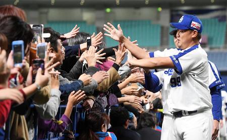 【朗報】松坂が中日営業貢献度1位!年俸査定にポイント導入