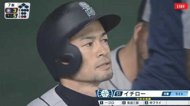 イチロー 日本の投手の投げ方には「ちょっと慣れが必要だな」