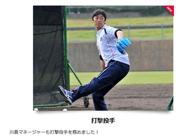 新設外野フェンス【Eウィング】