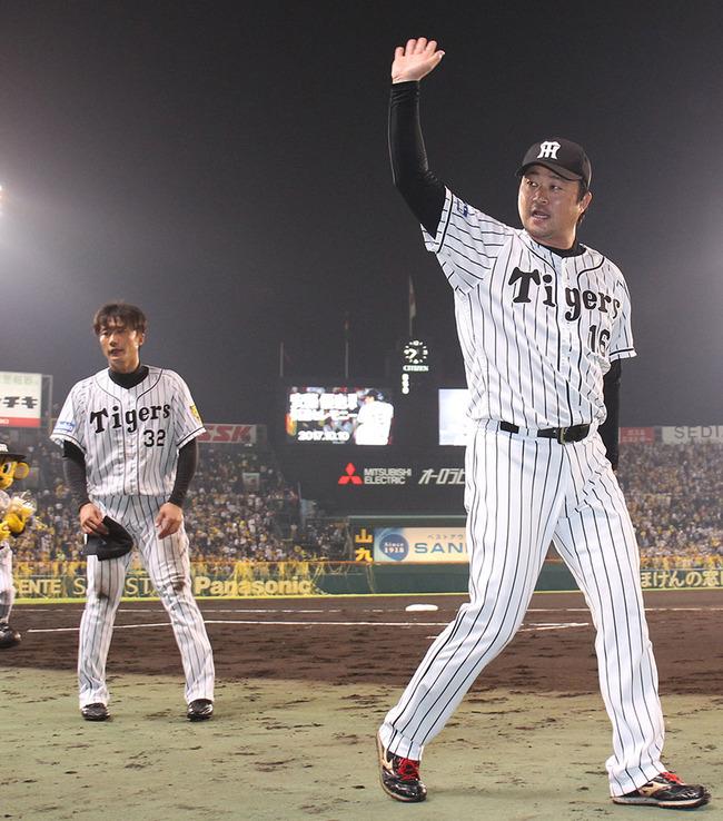 阪神、安藤優也・新井良太のコーチ就任を発表