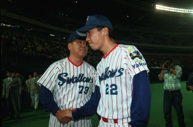 野村克也「矢野と高津は名将になるかも。ただ矢野の欠点は目の前の試合に一喜一憂する所」