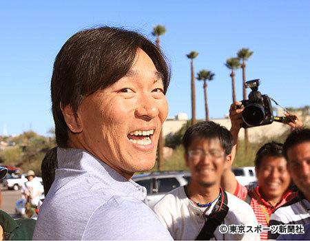 【東スポ】松井秀喜さん 「あの後、すっげ~デカいウ〇コが出たんだよね」