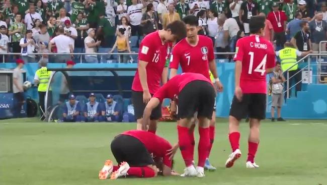 韓国がGL突破する条件