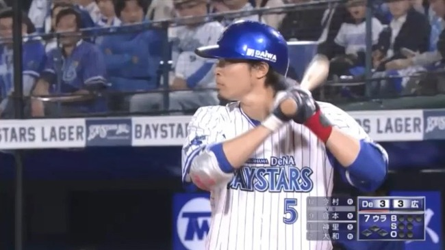 倉本寿彦(27) .233(73-17)0本8打点出塁率.243OPS.504UZR-2.9WAR-0.7←マジでヤバくね?