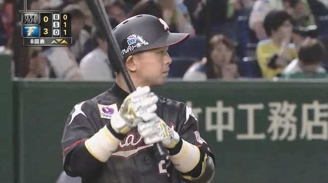 ロッテ田村「東京ドームで打撃練習してたら、ホームラン打者の気分になりますね」