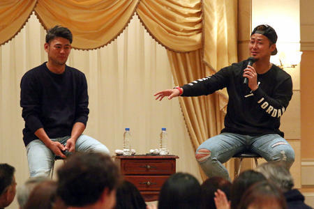 【朗報】中田翔さん、近藤の4番宣言に「眼中にない」 4番のプライドを見せつける