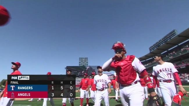 【MLB】大谷、一塁強襲安打で2戦ぶり安打も変則左腕に3球三振 チームは3-1で勝利