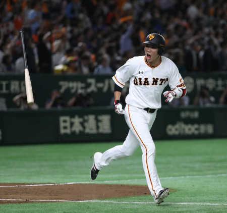 坂本「逆方向は強い打球いかない」ひっぱり意識で二本塁打