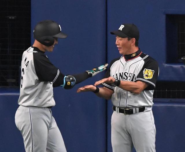 阪神・金本監督が抜擢した選手で打線組んだwywywywywywywywy