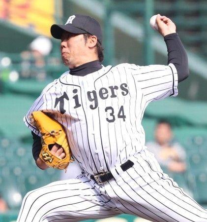 阪神・高宮が現役引退 戦力外で決意「タテジマのユニホームは夢だった」
