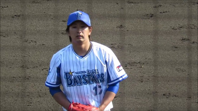 De三嶋投手、ファームで5回3安打1失点の好投!!