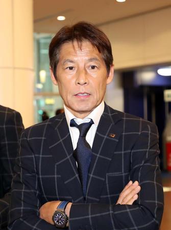 サッカー日本代表、西野監督に決まる。