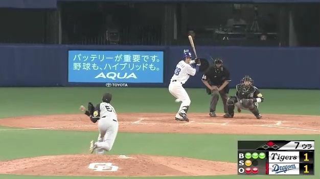 田尾「松井雅人より楽な打者は探してもいない」