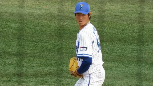 【悲報】DeNAドラ1柿田さん、9回2アウト1塁から4失点の炎上…