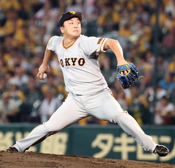 7月澤村拓一 防御率15.75
