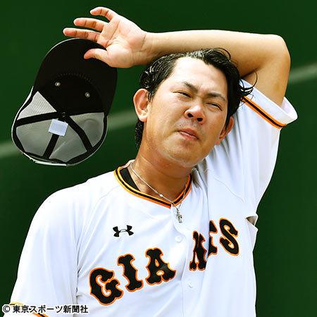 【東スポ】巨人・山口俊 巨額すぎる代償