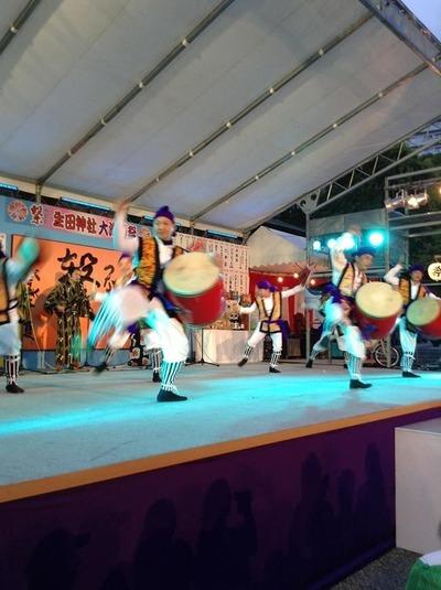 生田神社 大海夏祭