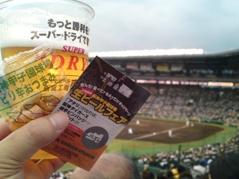 629生ビール