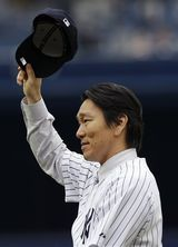 1日限りのゴジラ復活!ヤンキース松井秀喜の引退セレモニー&始球式まとめ
