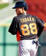 【朗報】田中賢介、メジャー昇格決定!!2番レフトで即先発出場!