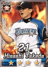 劇場王・武田久、防御率1.61でWHIP1.68というおかしい数字に