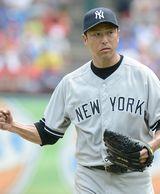 【朗報】黒田が単独でヤンキースの勝ち頭に 野茂の記録も超える