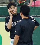 【悲報】打球が頭部に直撃した日ハム大谷、右頬骨不全骨折と診断