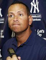 薬物違反のアレックス・ロドリゲス、MLB永久追放の可能性も
