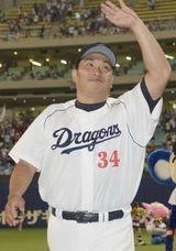 来月48歳の山本昌、今季4勝目で最年長勝利投手記録を更新!