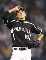 【阪神】藤浪晋太郎(19) 82.1回 7勝4敗 防御率2.84 78奪三振