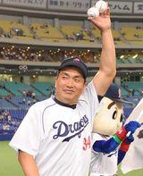 【朗報】山本昌(48)、来季も現役続行 球団「辞めさせる理由ない」